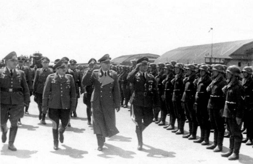 Нацистский план Розенберга по расчленению России-СССР