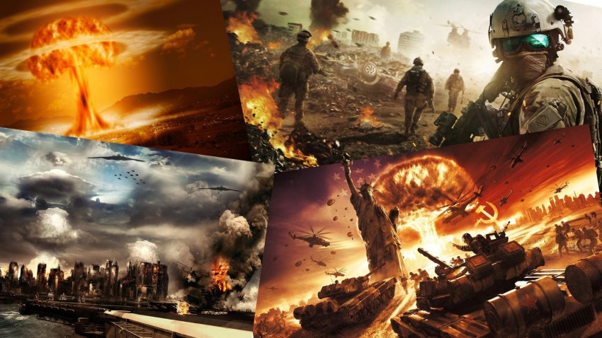 Уже сто лет известна точная дата начала Третьей мировой войны