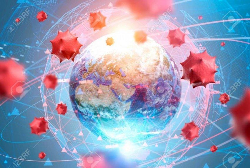 Коллективный разум и способы коммуникации вирусов с организмом