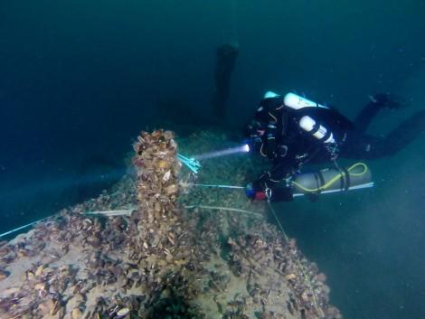 Открытия подводных исследований Чёрного моря