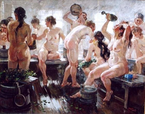 Влияние русской бани на внутренние органы человека