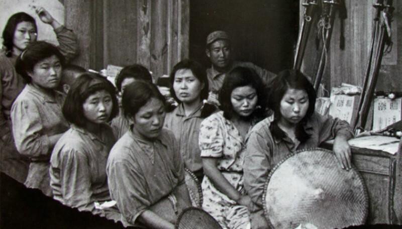 Японцы превзошли нацистов в отношении белых женщин