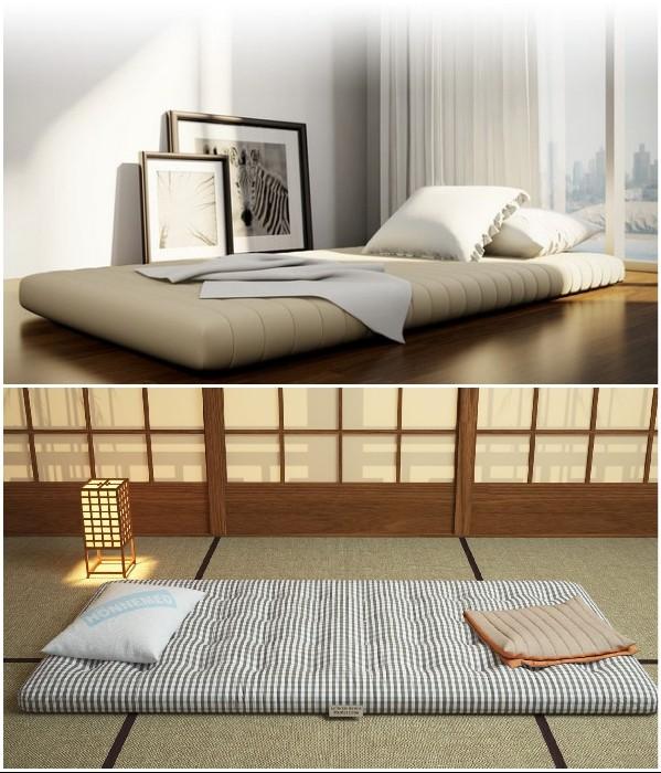Почему японцы хранят минимум вещей в домах, где почти нет мебели