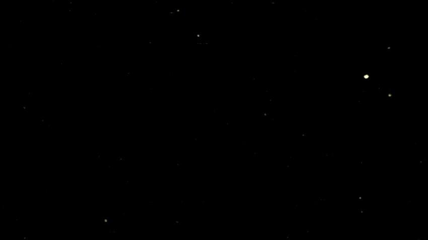 Астроном заснял странные пульсирующие лучи, исходящие от Венеры