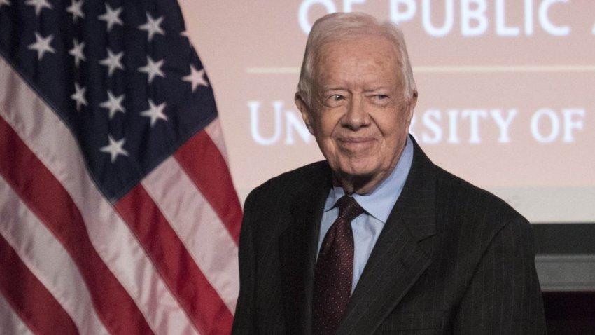 Джимми Картер, бывший президент США, признался, что видел НЛО