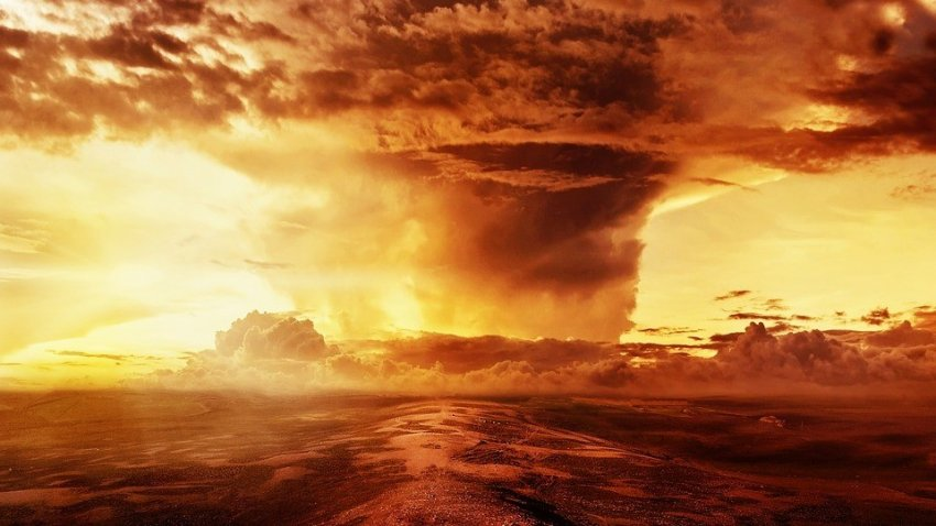 В ближайшие три месяца человечество ожидают погодные аномалии