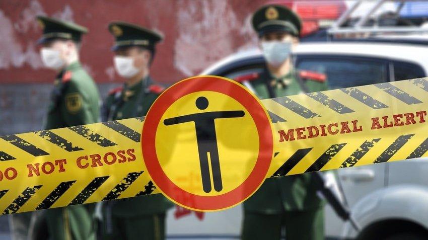 Коронавирус вернулся на родину: сто миллионов жителей Китая вновь находятся на карантине