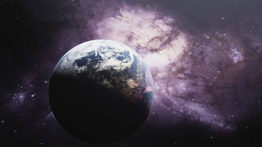 Недалеко от нас находится планета, которая очень похожа на Землю