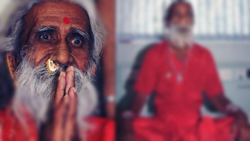 В Индии умер мужчина, который не ел и не пил 80 лет