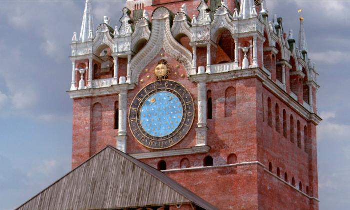 Почему кремлёвский циферблат включал 17 чисел вместо 12?