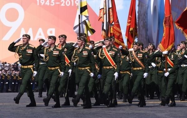 24 июня в прямом эфире пройдет парад Победы