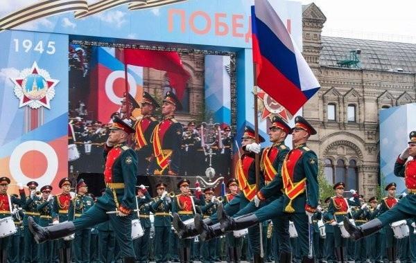 Парад Победы, прошедший в Москве, можно посмотреть в записи