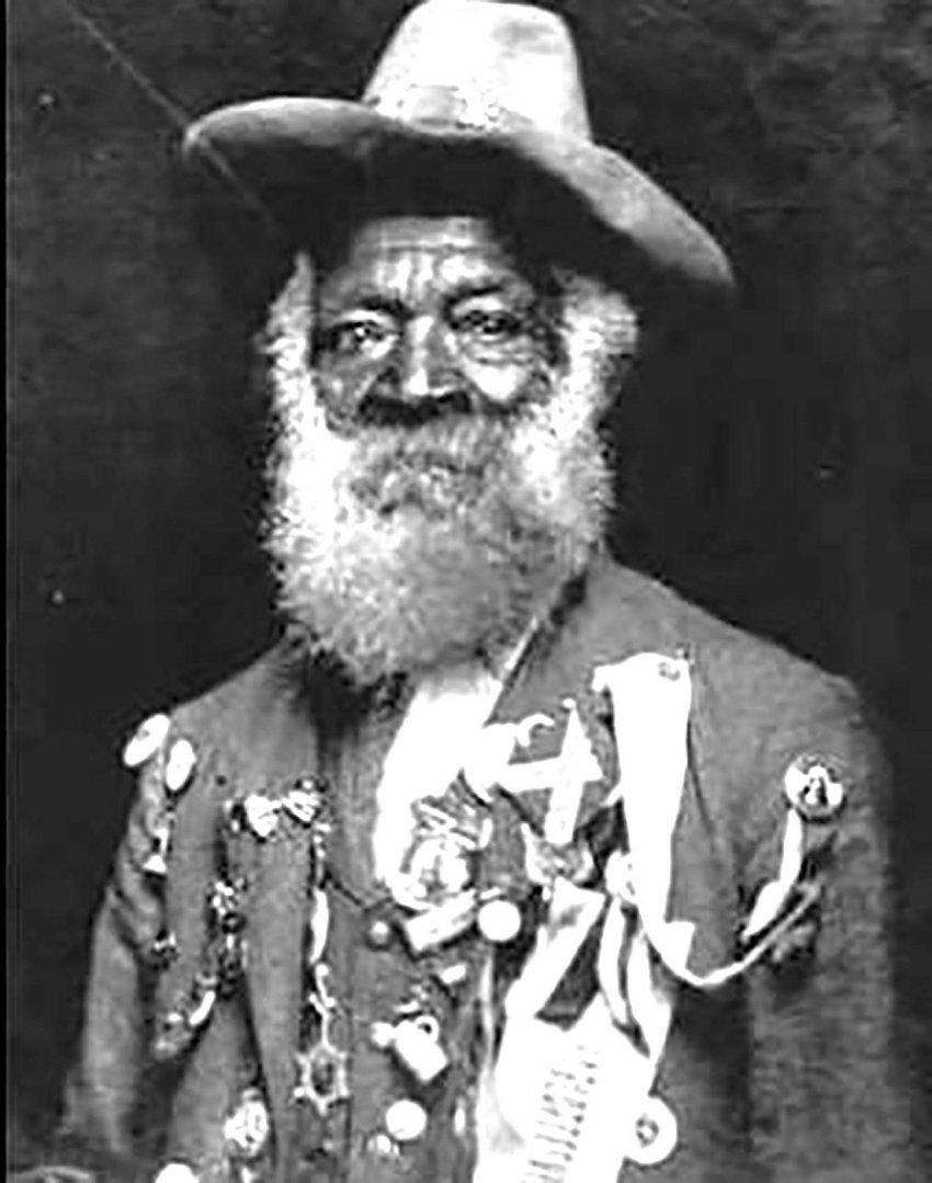 История чёрных конфедератов