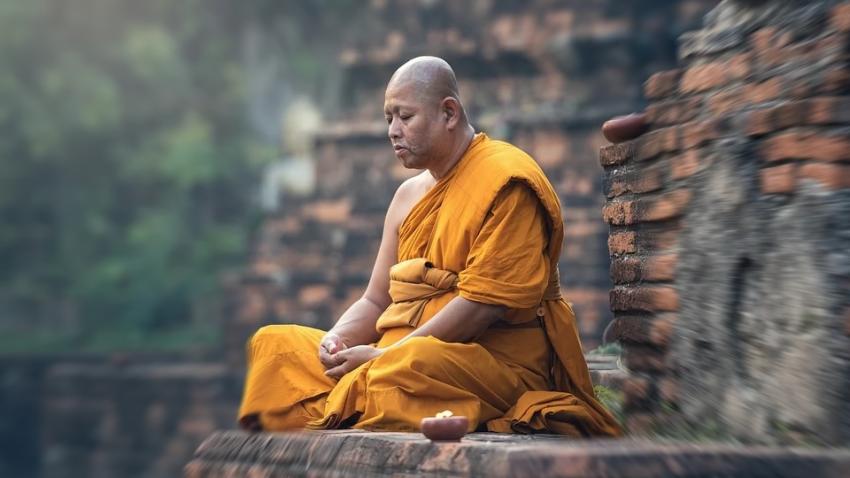 28 лет назад монах предсказал вирус, которым заразится половина населения Земли