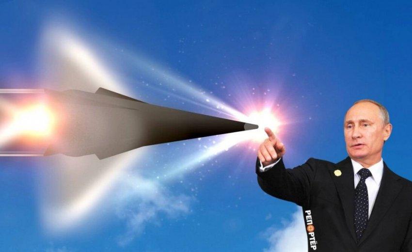 За гранью фантастики - управляемое гиперзвуковое оружие