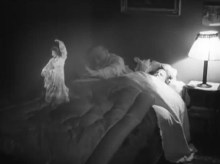 Смартфоны и голограммы в французском фильме 1947 года