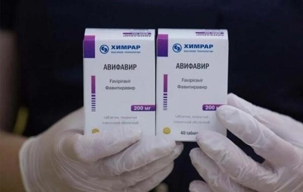 """Названы сроки появления """"Авифавира"""" в аптеках"""