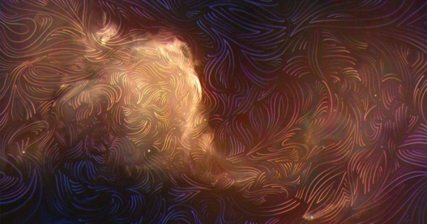 Электромагнитная теория о душе Вселенной