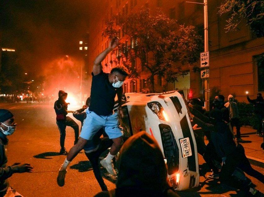 Американская революция – бессмысленная и беспощадная!