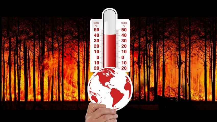 Надвигается потепление, которое не Земле не было более 3 миллионов лет