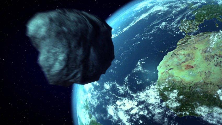 NASA сообщило, что к Земле летит потенциально опасный астероид