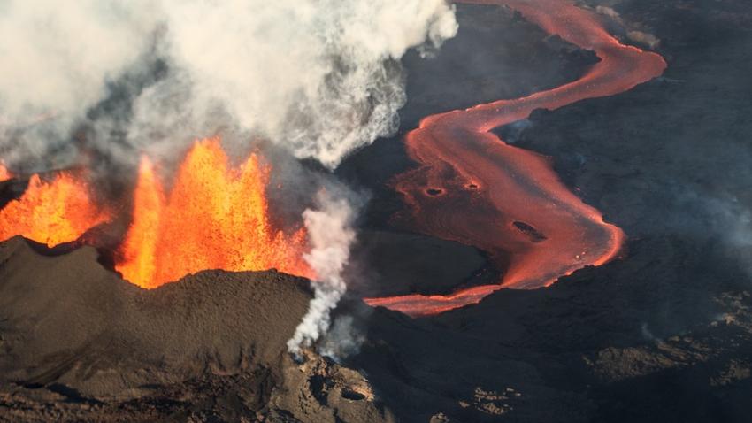 Ученый предрек Земле глобальное извержение вулканов