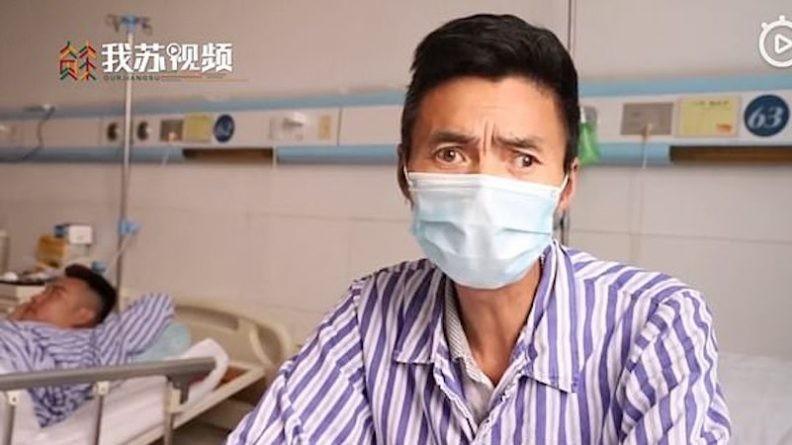У жителя Китая после плотного обеда лопнул кишечник: мужчина чудом выжил