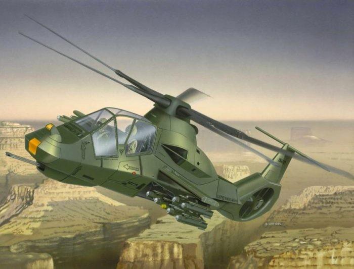 12 амбициозных военных разработок будущего