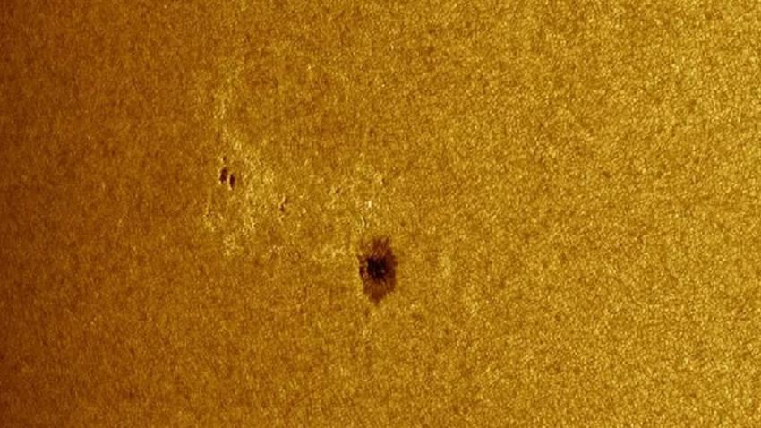 На Солнце образовалось огромное пятно: оно может нанести удар по Земле