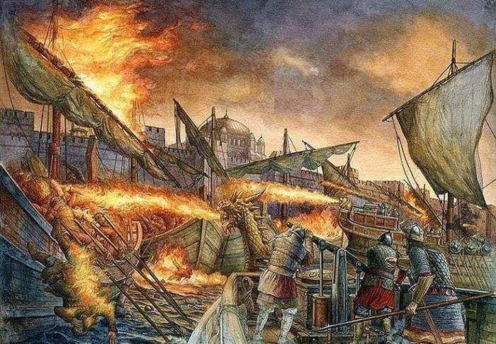 Любопытные факты о Византийской империи