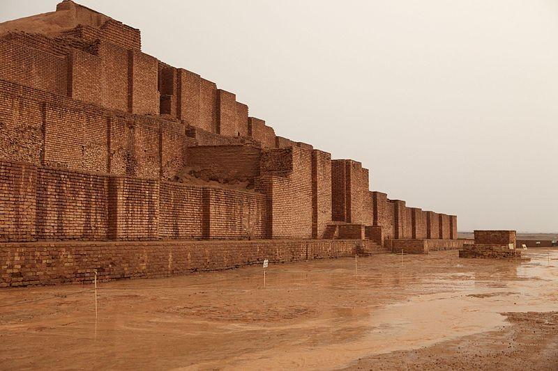Загадки древних зиккуратов