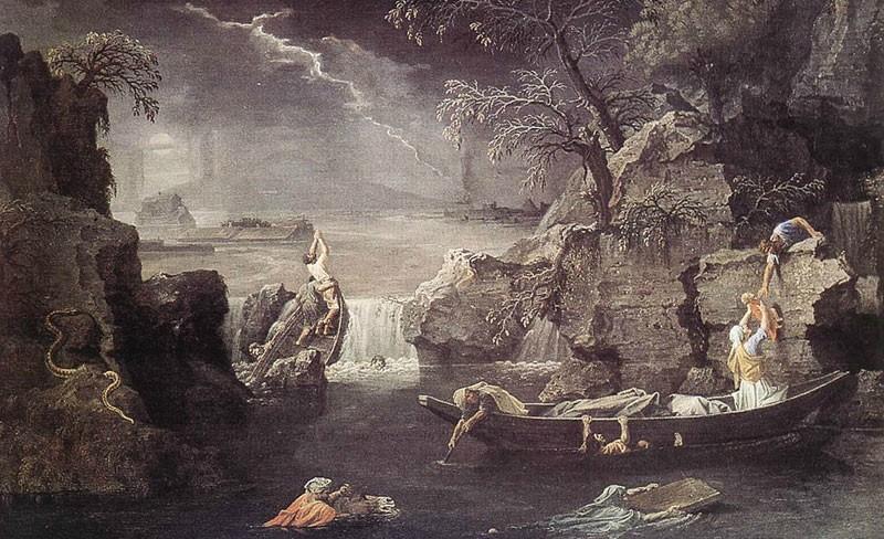 Потоп во времена шумерской цивилизации