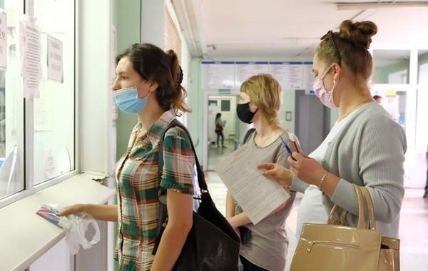 В России продолжается рост количества заразившихся коронавирусом