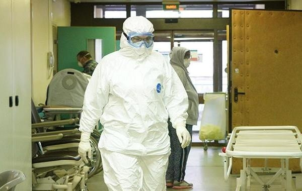 В Москве начали выводить из резерва койки для пациентов с коронавирусом