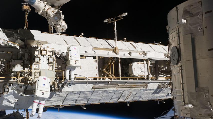 На МКС не могут найти утечку воздуха: что будет, если ее все-таки не смогут обнаружить