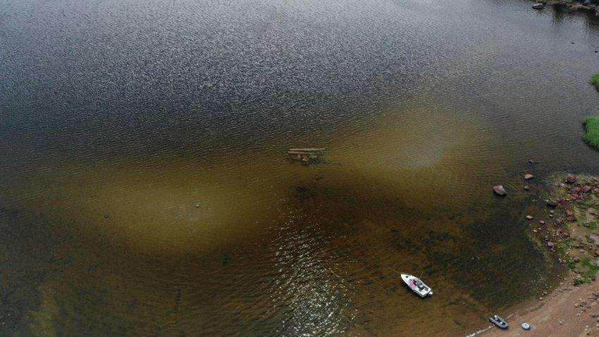 Колонны Выборгского залива, часть 3