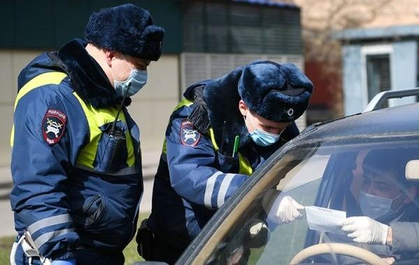 В Москве ввели штрафы за передвижение по городу для переведенных на удаленку