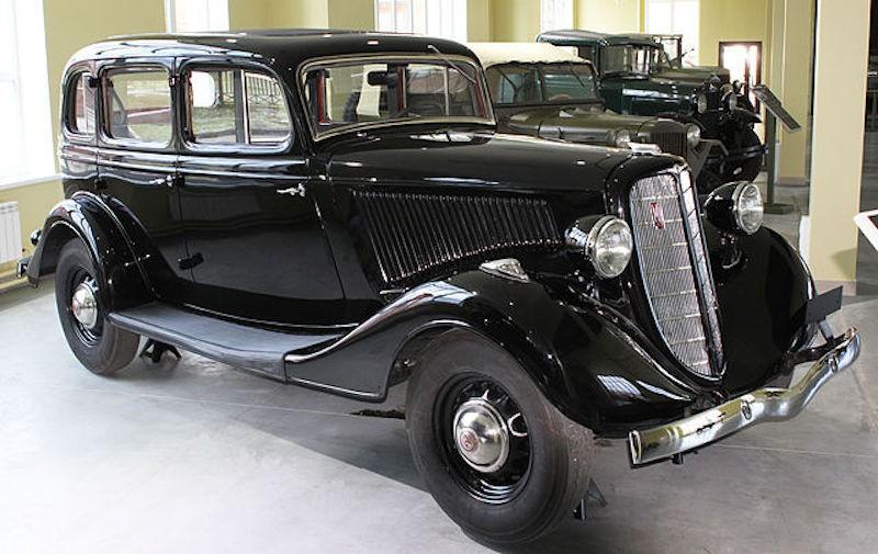 Как капиталисты повлияли на советский автопром