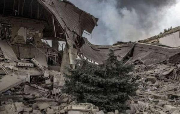 Азербайджан выпустил по Нагорному Карабаху 250-килограммовую бомбу