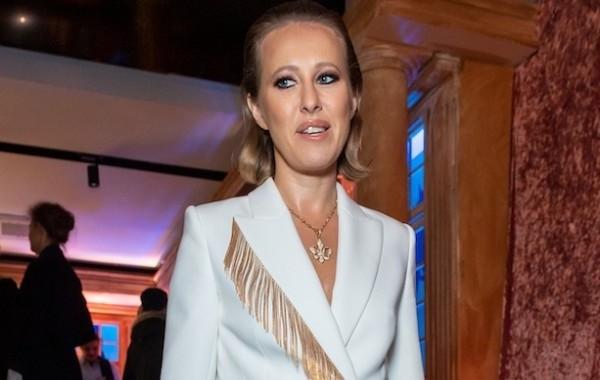 Ксения Собчак заболела коронавирусом
