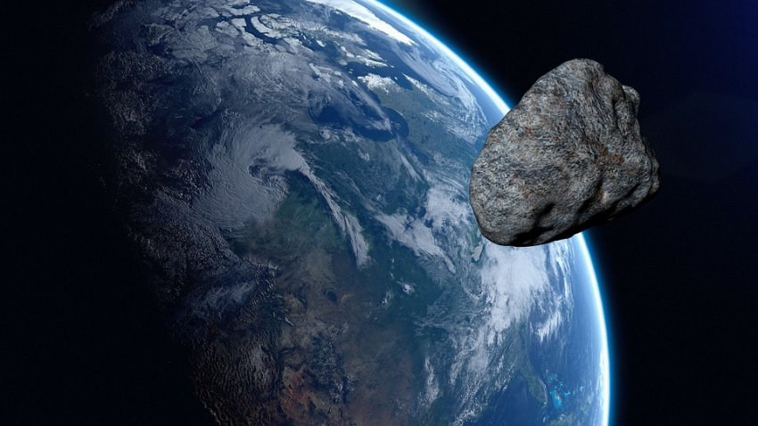 В НАСА сообщили, что к Земле приближается 500-метровый астероид