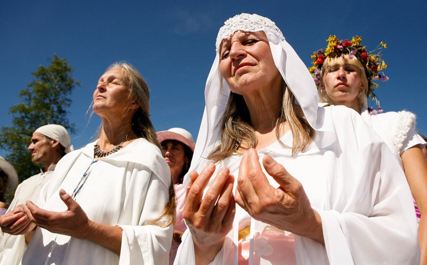 Поселение сектантов в тайге: «Церковь последнего завета»