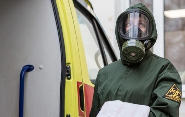 Число выявленных за сутки больных коронавирусом в России приблизилось к 19 тысячам