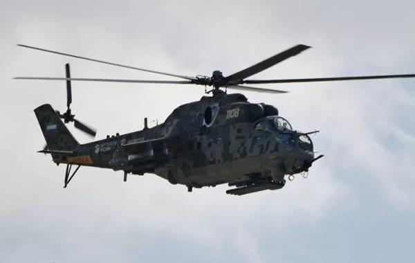 Алиев извинился перед Путиным за сбитый вертолет Ми-24