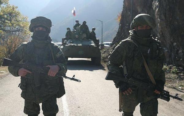 Российские миротворцы взяли под охрану одну из старейших церквей Карабаха