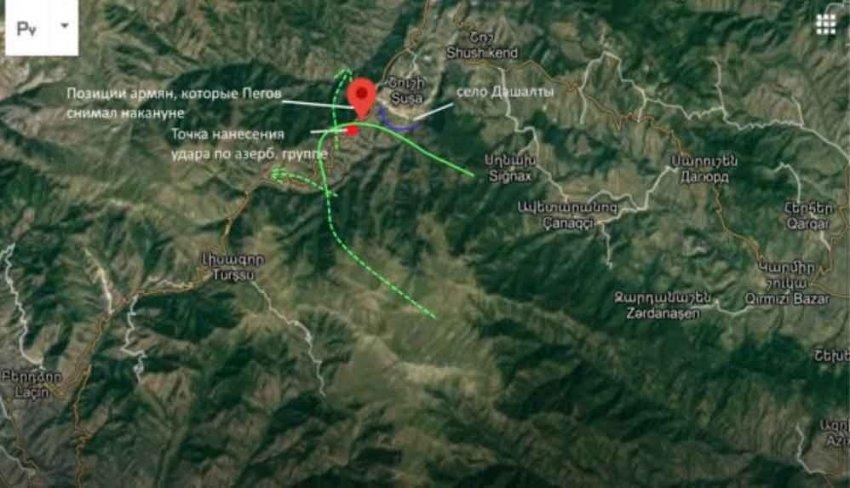 В Нагорном Карабахе возобновились тяжелые бои