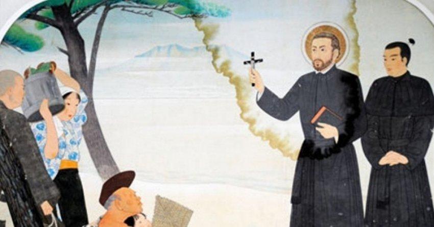 Как христианские проповедники насаждали веру в Японии