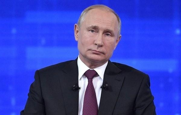 Путин допустил проведение уголовной амнистии в следующем году