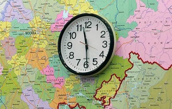 Путин подписал указ о переходе Волгоградской области на московское время