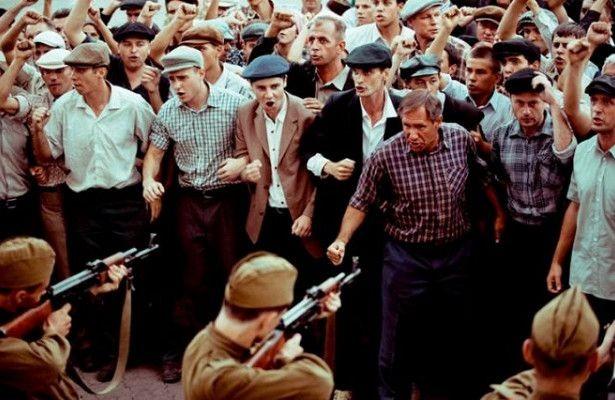 События в Новочеркасске в 1962 году: как расстреливали голодающих рабочих